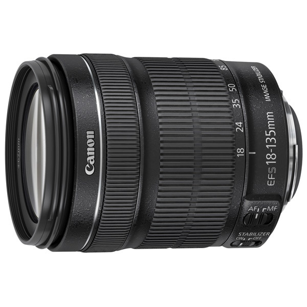 Canon Объектив EF-S 18-135mm f/3.5-5.6 IS STM