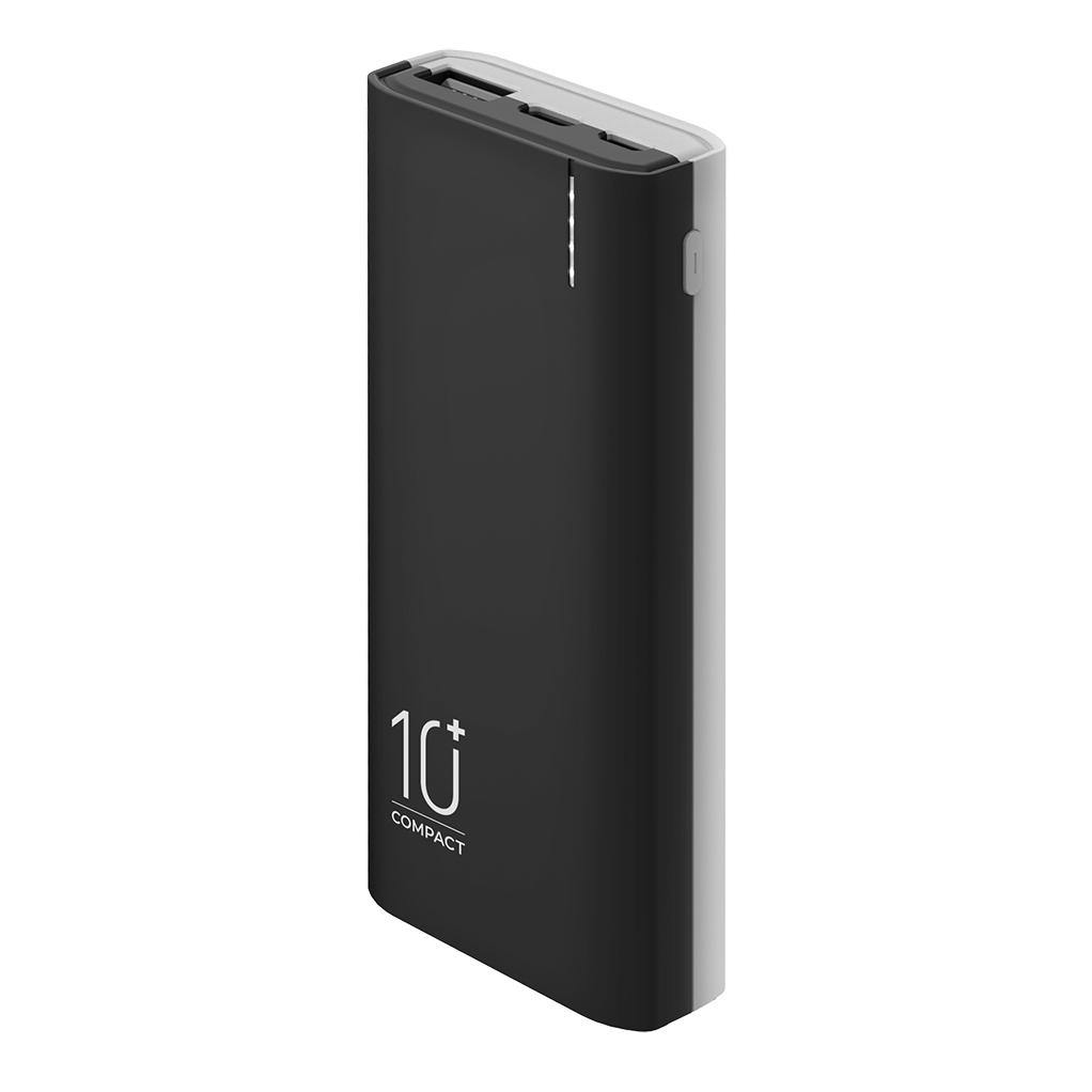 Внешний аккумулятор C-10, 10000mAh, black, OLMIO