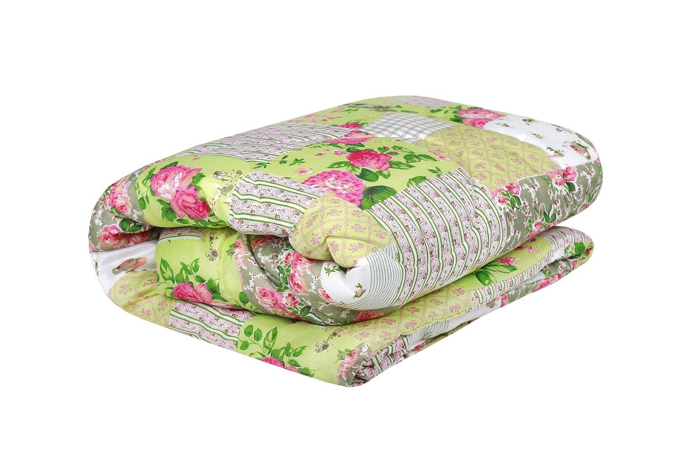 Одеяло Sn Textile ФБ-15 1,5 спальный, 140x205, Теплое, с наполнителем Холлофайбер