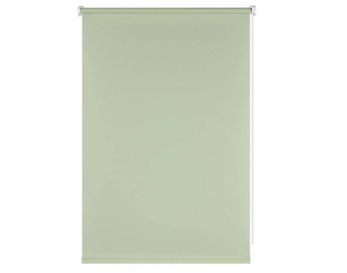 Штора рулонная, 70x160 см, цвет зеленый-20490