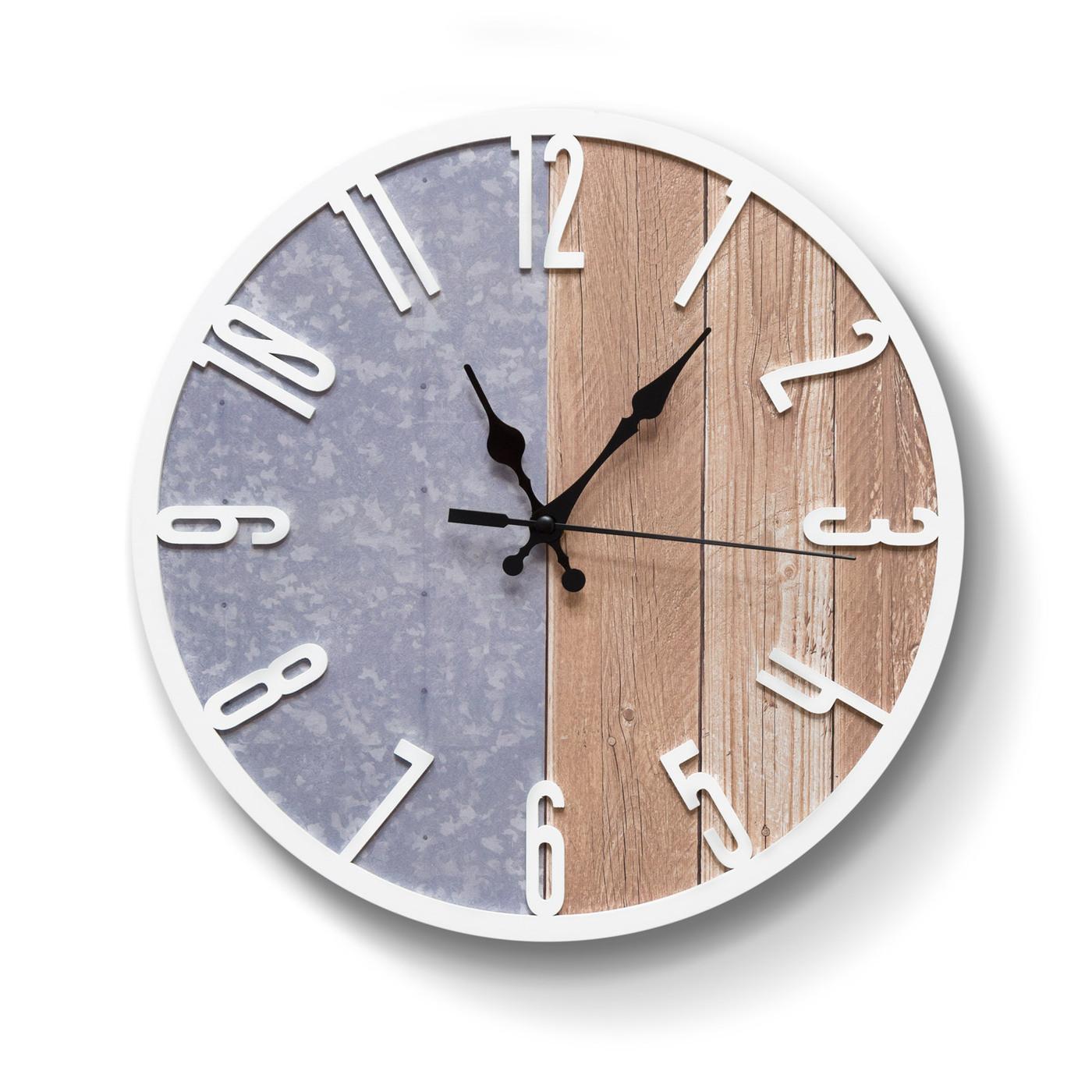 "Настенные часы 3D-Decor ""Duplex"" 31"