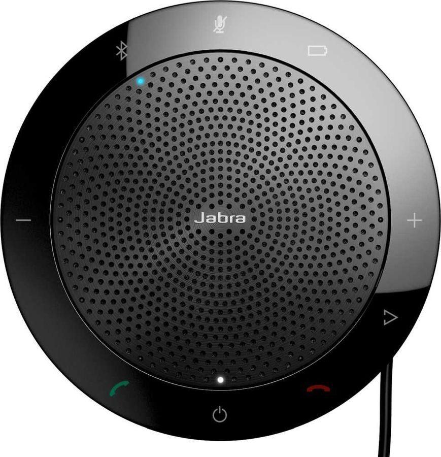 устройство громкой связи jabra speak 510+ ms, черный