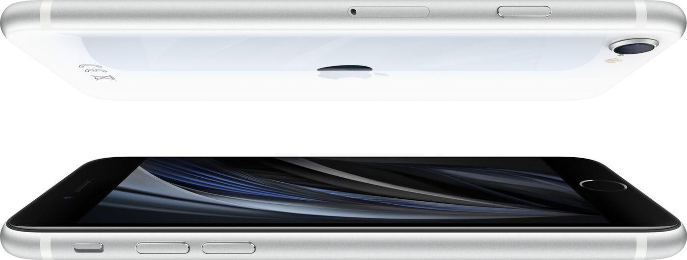 смартфон apple iphone se 2020 128gb red уцененный товар (№12)