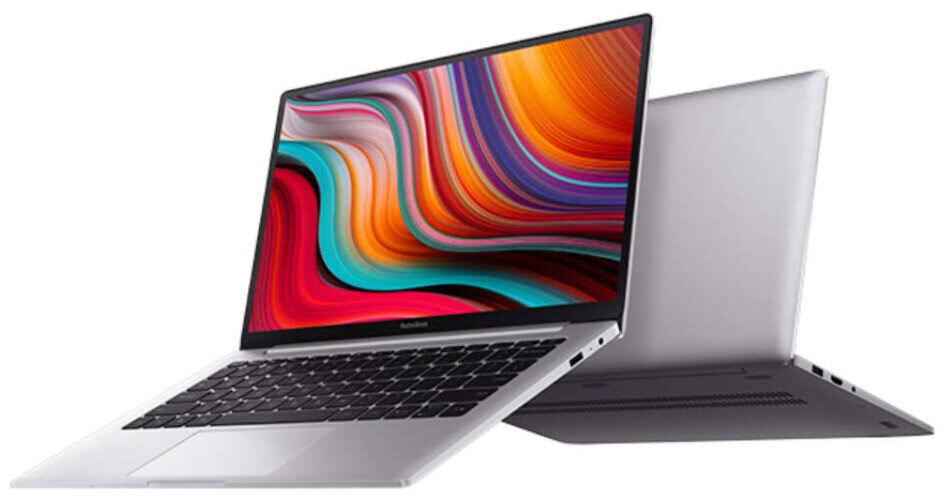 """13.3"""" Ноутбук Xiaomi Mi RedmiBook 13.3, Intel Core i5-10210U (1.6 ГГц), RAM 8 ГБ, SSD 512 ГБ, NVIDIA GeForce MX250 (2 Гб), Без системы, (XMA1903-AN-DOS)"""