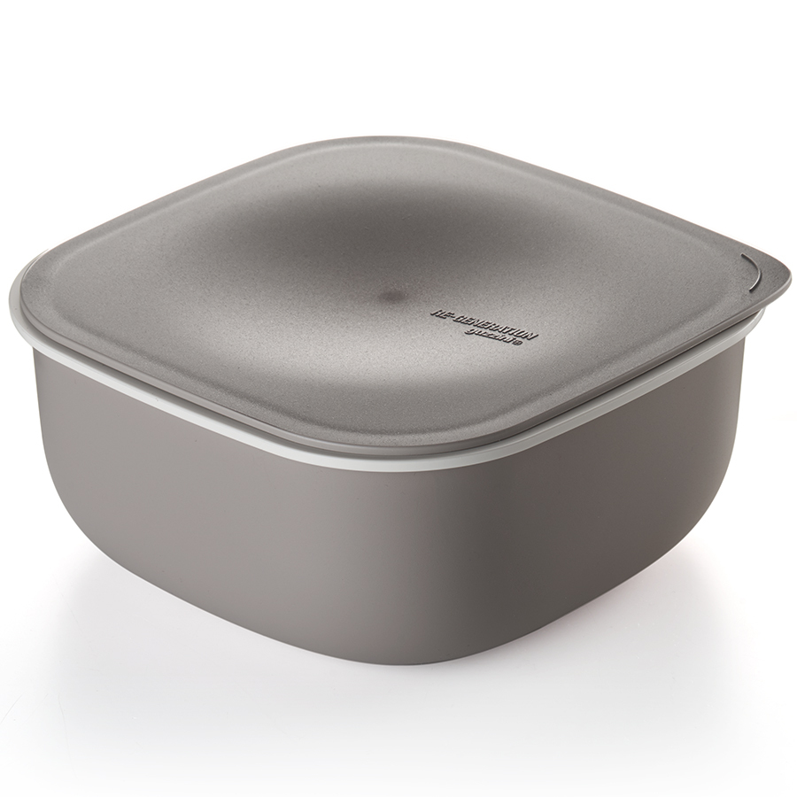 Контейнер для транспортировки готовой еды, Контейнер пищевой Guzzini, 2000 мл, 1 шт