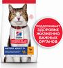 Сухой корм Hill's Science Plan для пожилых кошек (7+) для поддержания здоровья в период старения, с курицей, 300 г - изображение