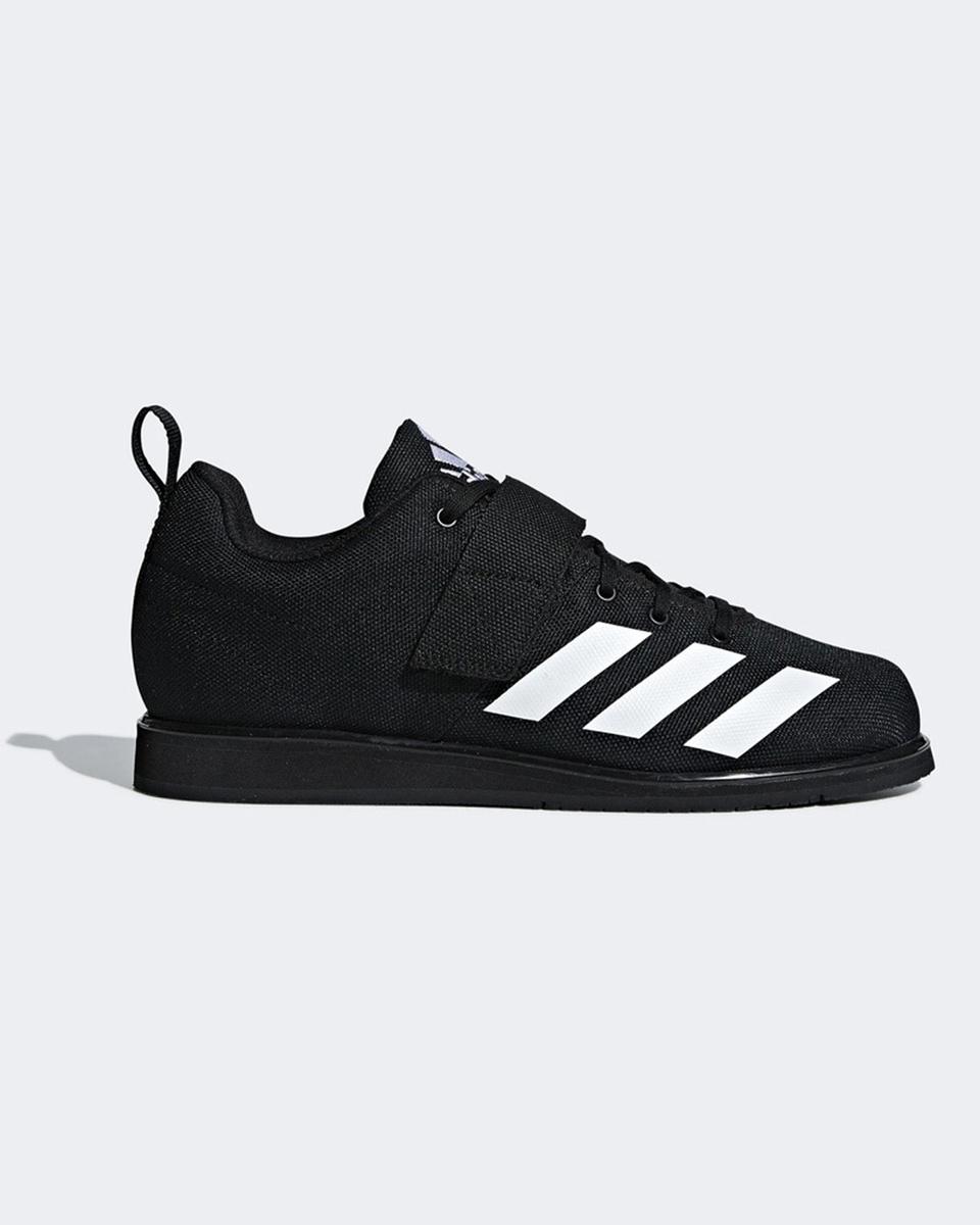 Штангетки мужские adidas Powerlift 4, цвет: черный. BC0343. Размер 9 (42)  #1