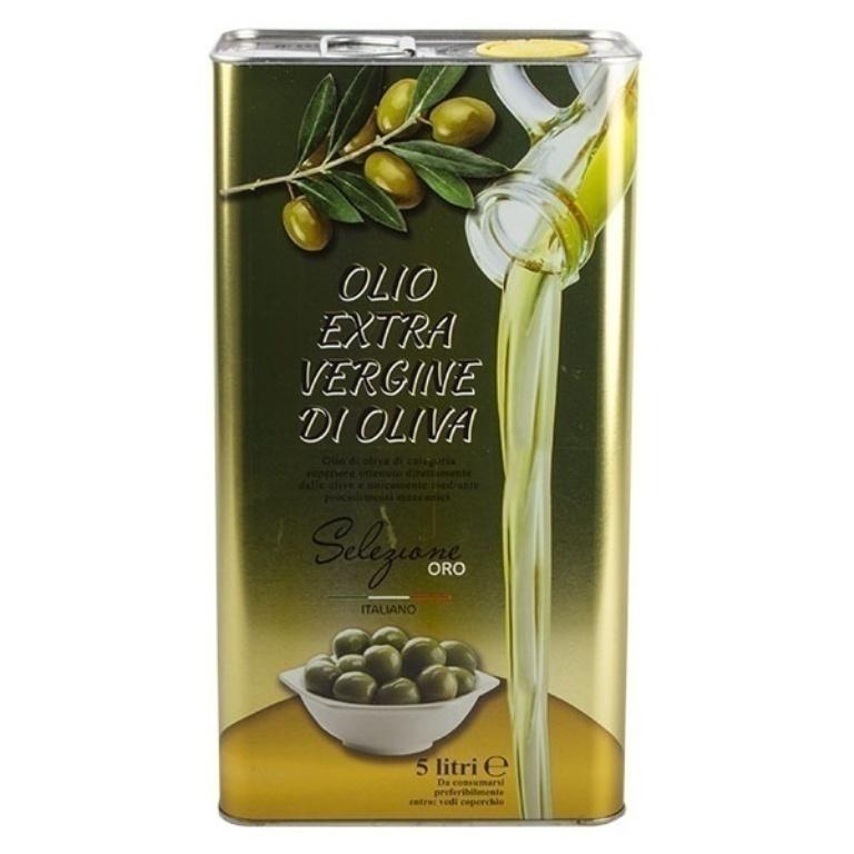 Масло оливковое Olio Extra Vergine Di Oliva 5 л #1
