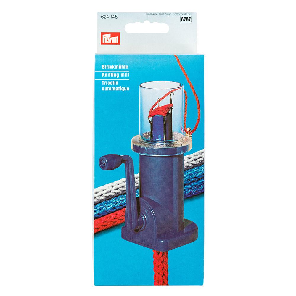"""Инструменты """"PRYM"""" Машинка полуавтоматическая 624145 пластик в картонной упаковке для вязания шнуров #1"""