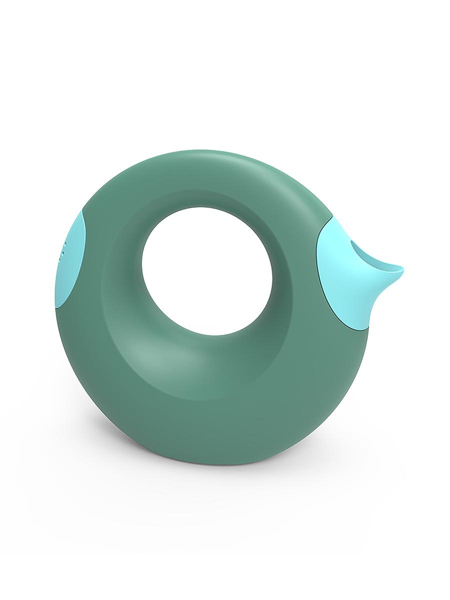 Волшебная лейка Quut Cana L - 1Л. Зелёный минерал и винтажный синий  #1