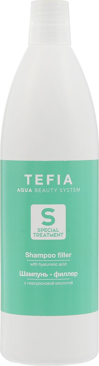 Tefia Шампунь-филлер с гиалуроновой кислотой Special Treatment, 1 л  #1