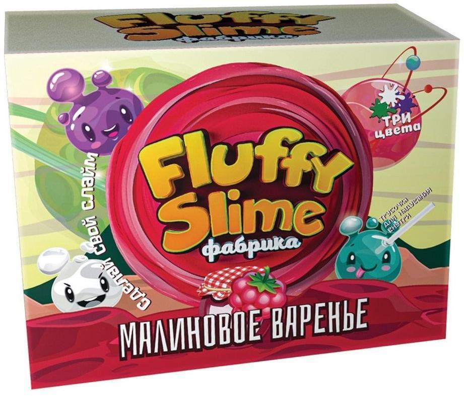 Слайм флаффи набор упаковка новогодних подарков в москве