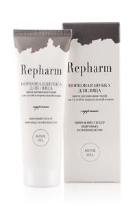 """Repharm """"Норковая шубка для лица"""" Крем антивозрастной для сухой и нормальной кожи, 50 мл. Вместе дешевле!"""