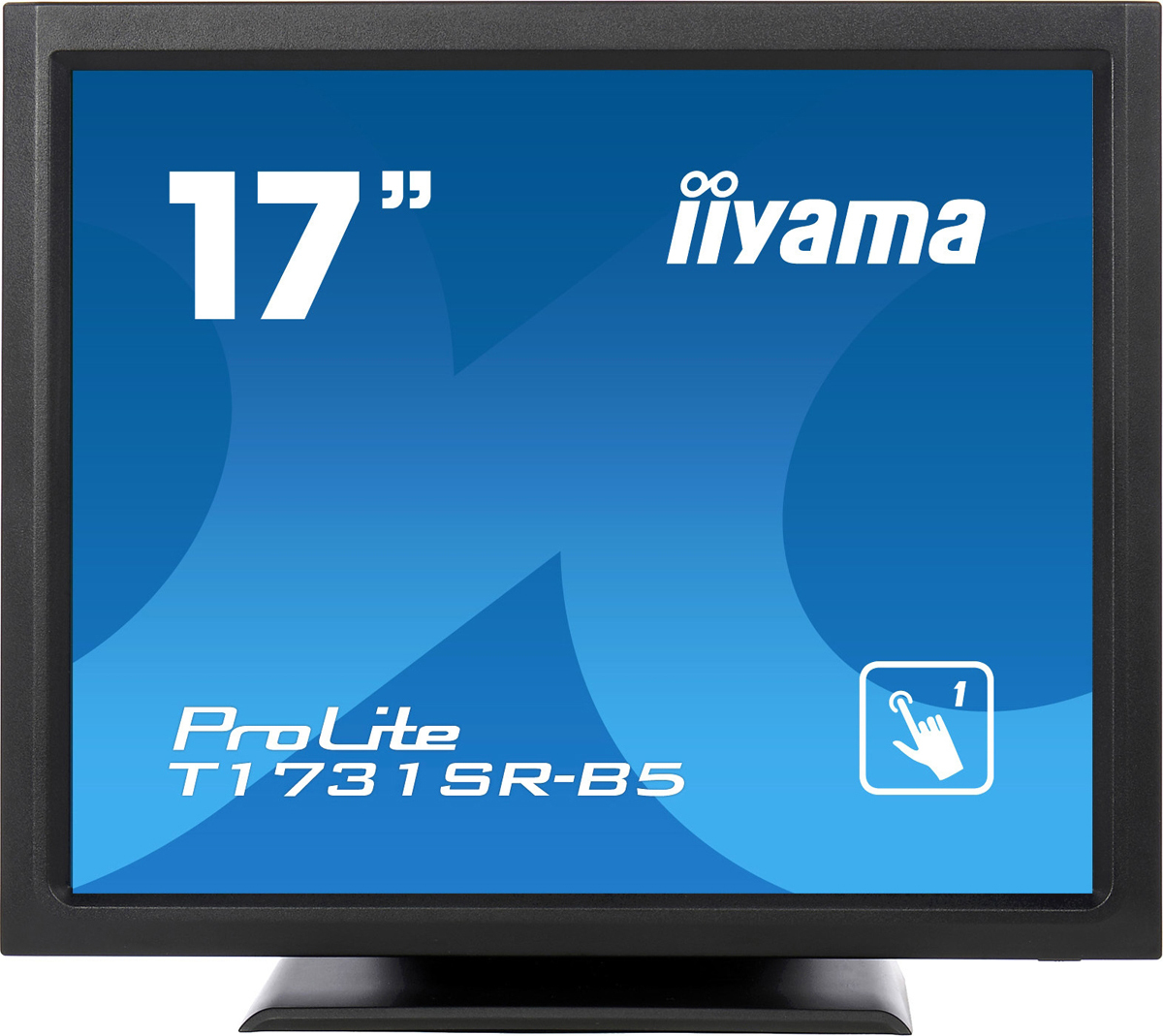 "17"" Монитор iiyama, ProLite T1731SAW-B5, T1731SAW-B5"