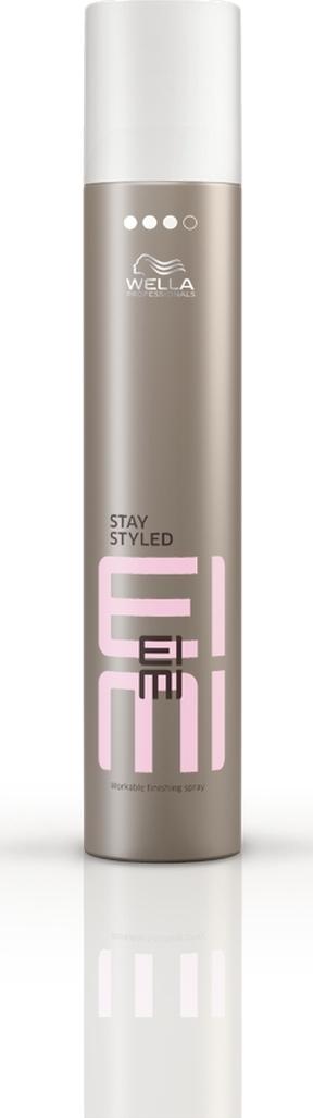 Wella EIMI Stay Styled - Лак для волос сильной фиксации 75 мл цена