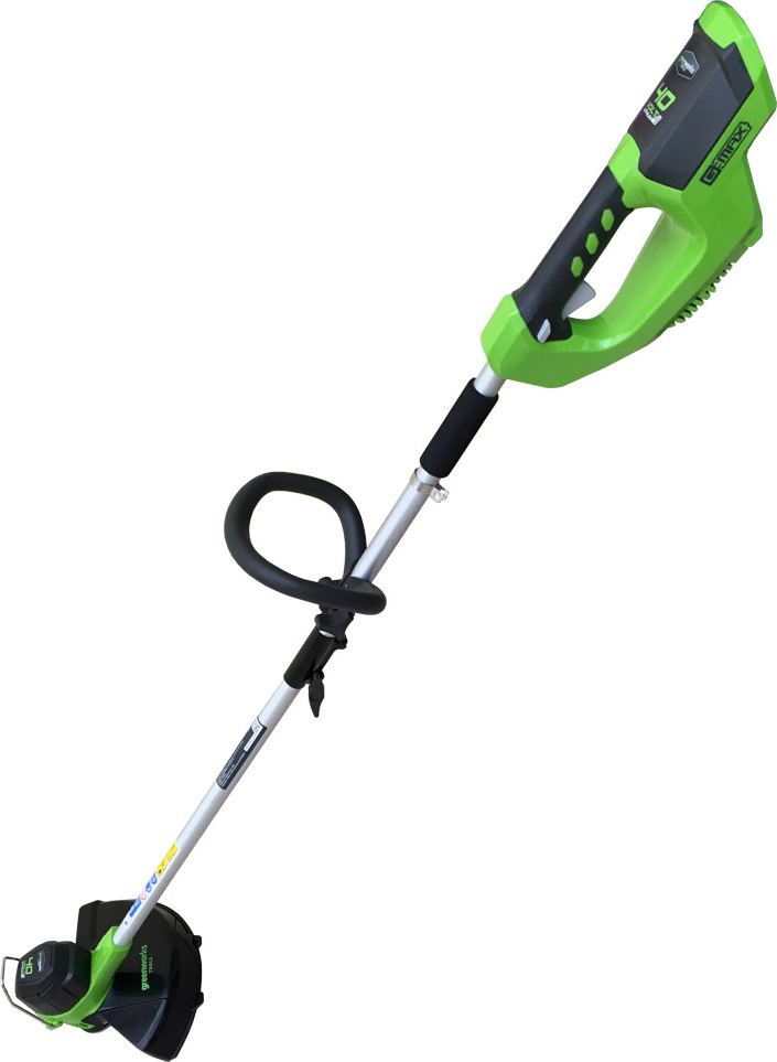 Триммер аккумуляторный Greenworks G40LT30 40V без АКБ и ЗУ greenworks 40v g40b3 2925707