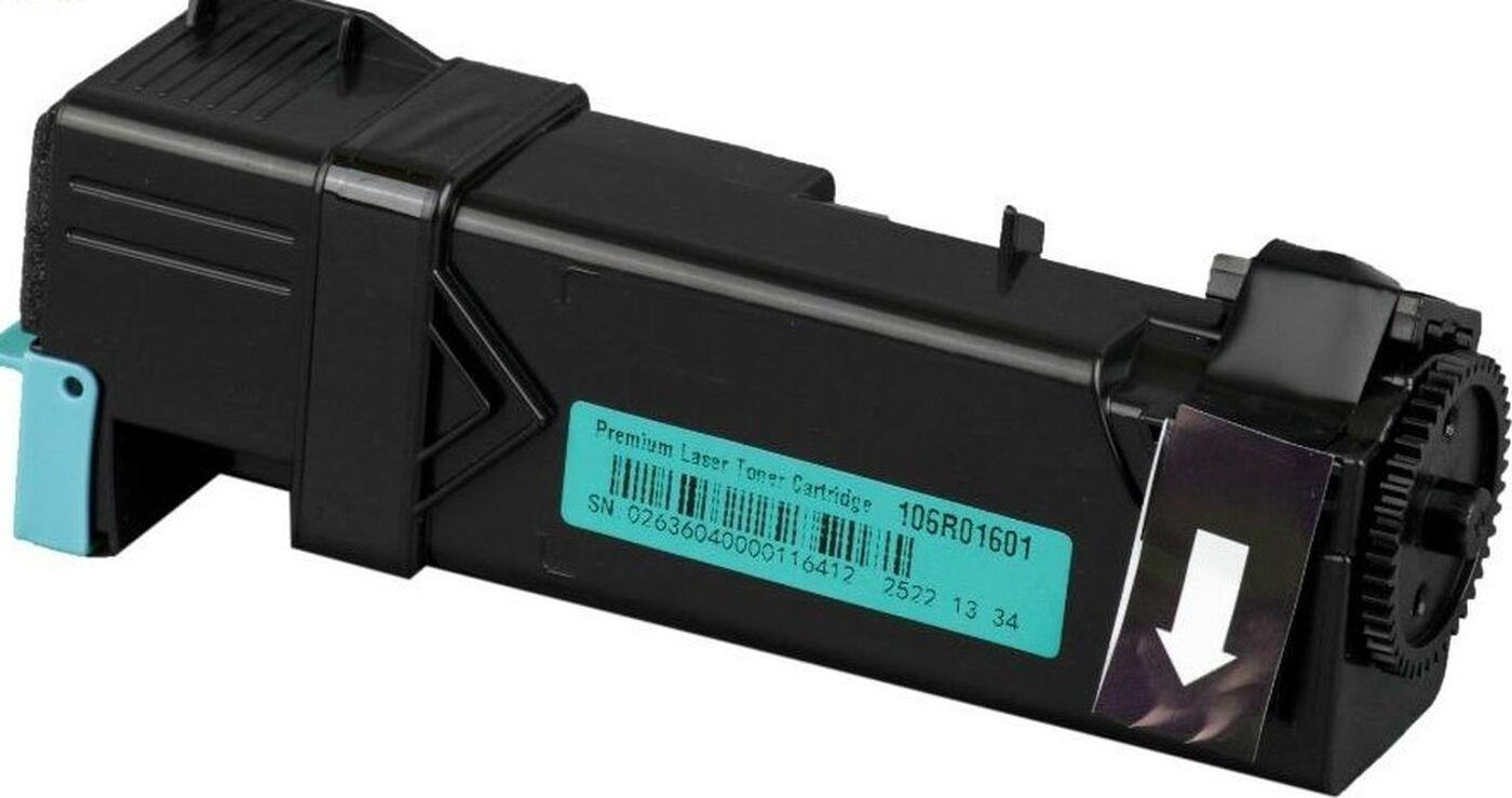 Картридж SAKURA 106R01601 для Xerox Phaser 6500/Workcenter 6505, синий, 2500 к.