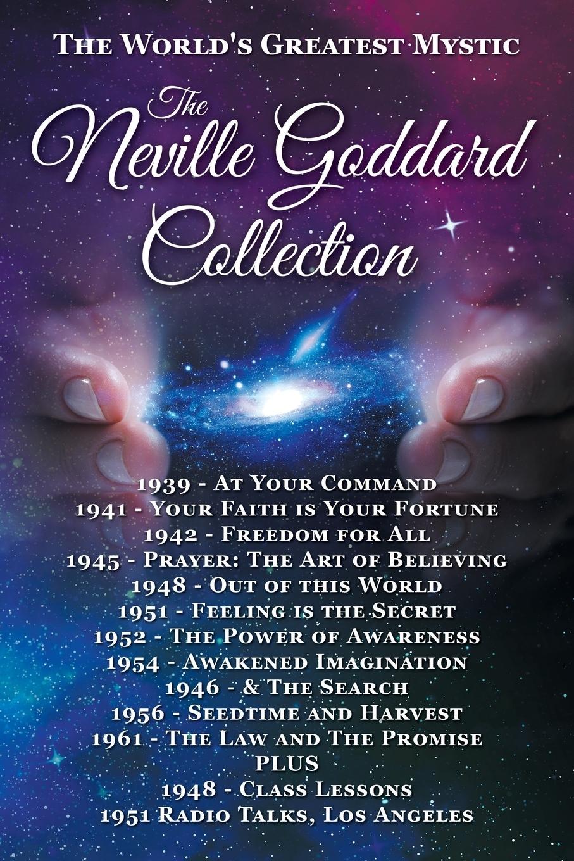Neville Goddard The Neville Goddard Collection (Paperback) neville goddard walk by faith