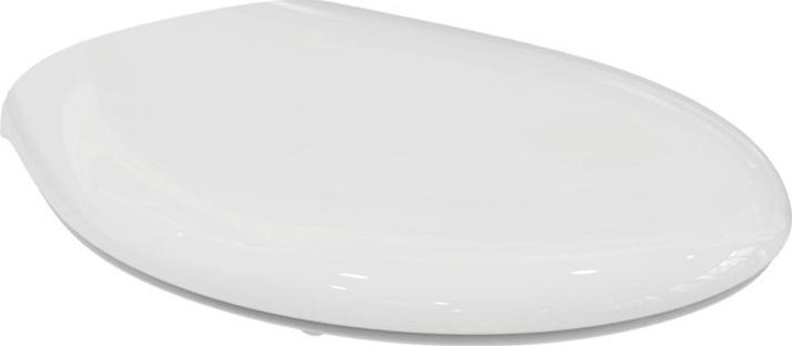 Сиденье и крышка Ideal Standard ECC дюропласт. стальные шарниры ideal standard oceane сиденье со стальными петлями p441001