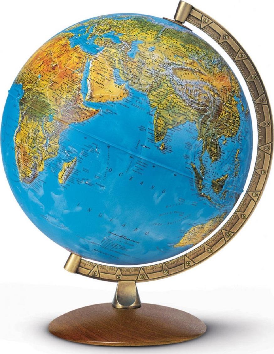 Глобус ASTRA с подсветкой, диаметр 30 см.