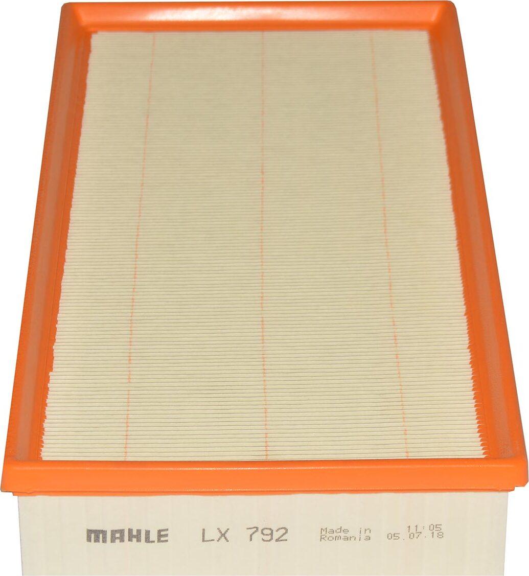 Воздушный фильтр Mahle ORIGINAL LX792 воздушный фильтр mahle original lx936