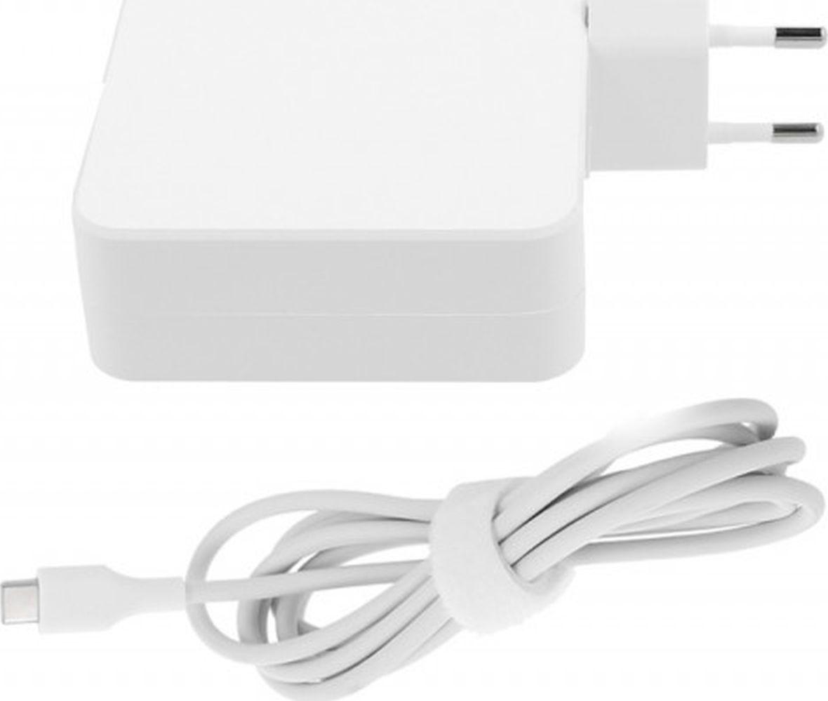 Блок питания Pitatel AD-253 для Apple/Asus/Dell/Lenovo/HP 20.4V 4.3A (USB Type-C) адаптер питания для ноутбука pitatel ad 002