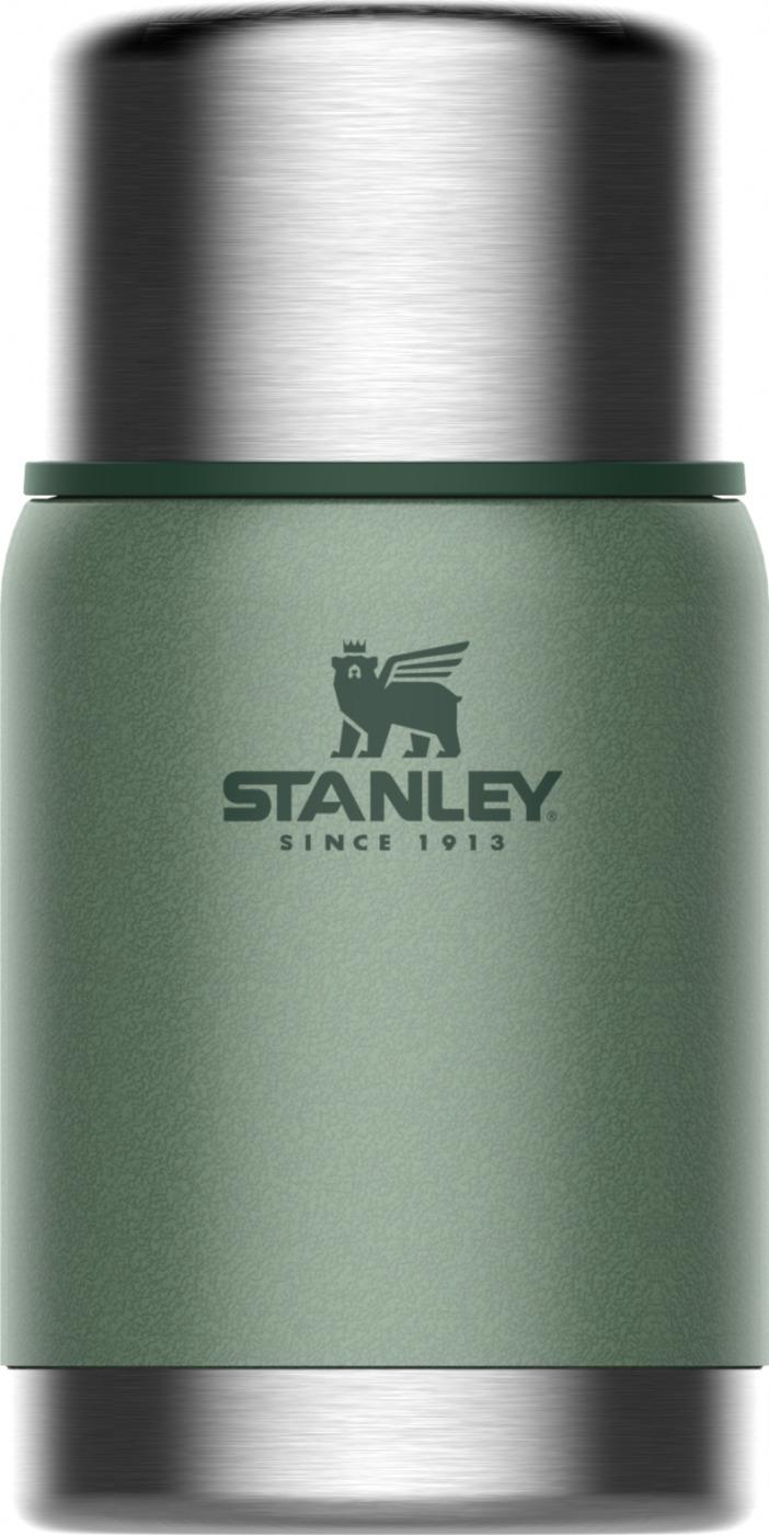 Термос для еды Stanley Adventure 0.7L Vacuum Food Jar Green