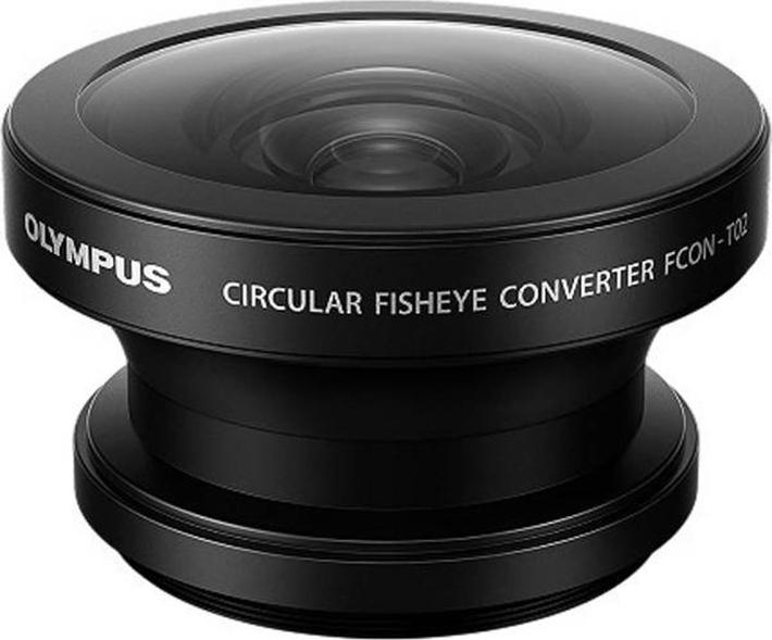 Конвертер Olympus FCON-T02, черный