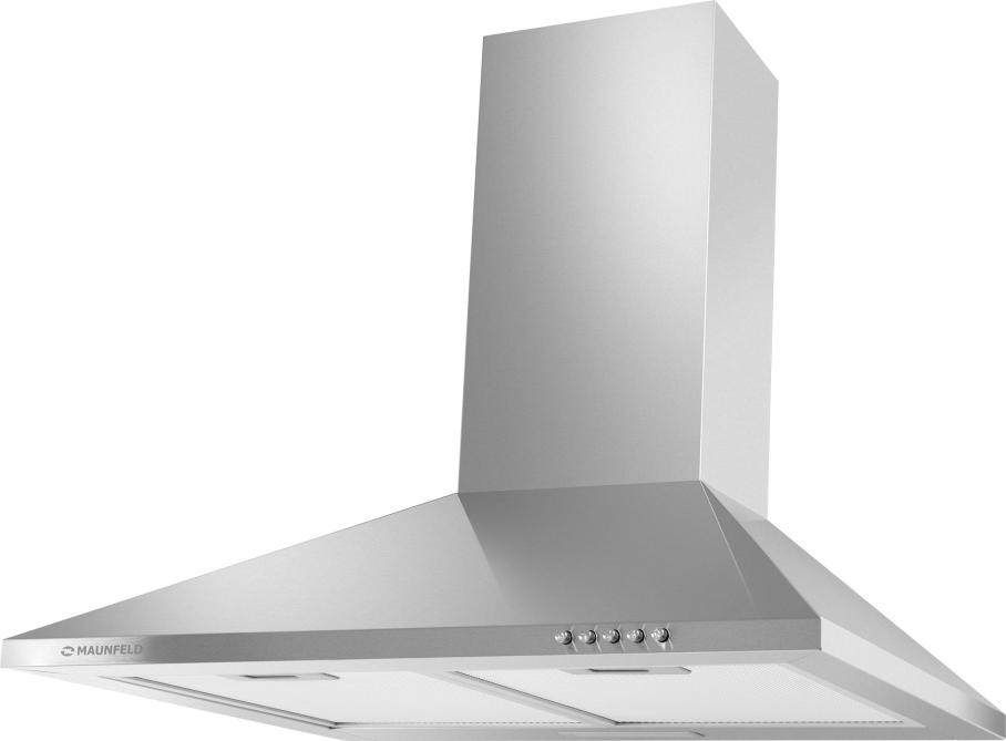 Кухонная вытяжка MAUNFELD CORK 60 нержавеющая сталь Основные характеристики: Максимальная производительность 620 м3/час...
