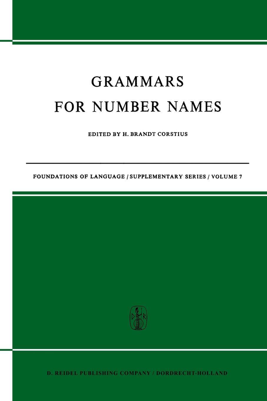 Grammars for Number Names