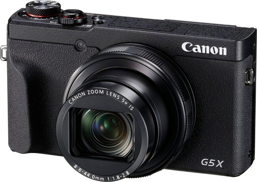 Компактная фотокамера Canon PowerShot G5 X Mark II, черный