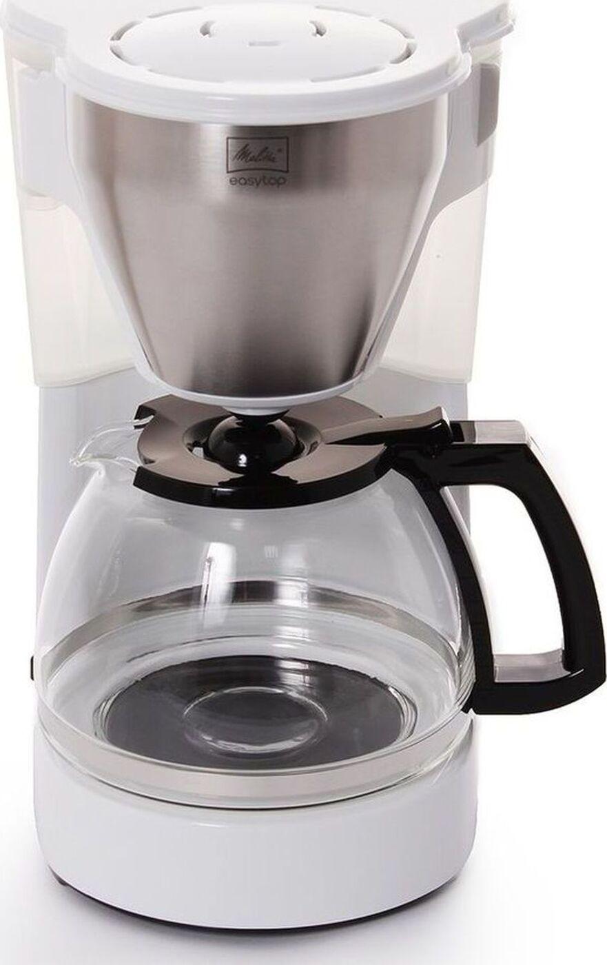 Кофеварка Melitta Easy, белый