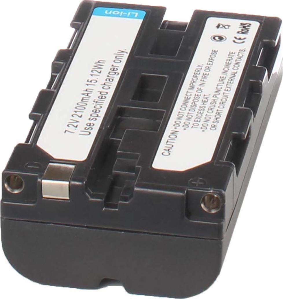 Аккумуляторная батарея iBatt iB-T1-F278 2000mAh для камер Sony HDR-AX2000E, DCR-VX2100E, HVR-HD1000E, NEX-FS100, HDR-FX1E, HDR-FX1000E, HDR-FX7E, VX1000, HDR-FX1, DSR-PD170P, CCD-TRV48E, DSR-PD150P, CCD-TRV98E, CCD-TR718E, CCD-TRV66E, CCD-TR728E,