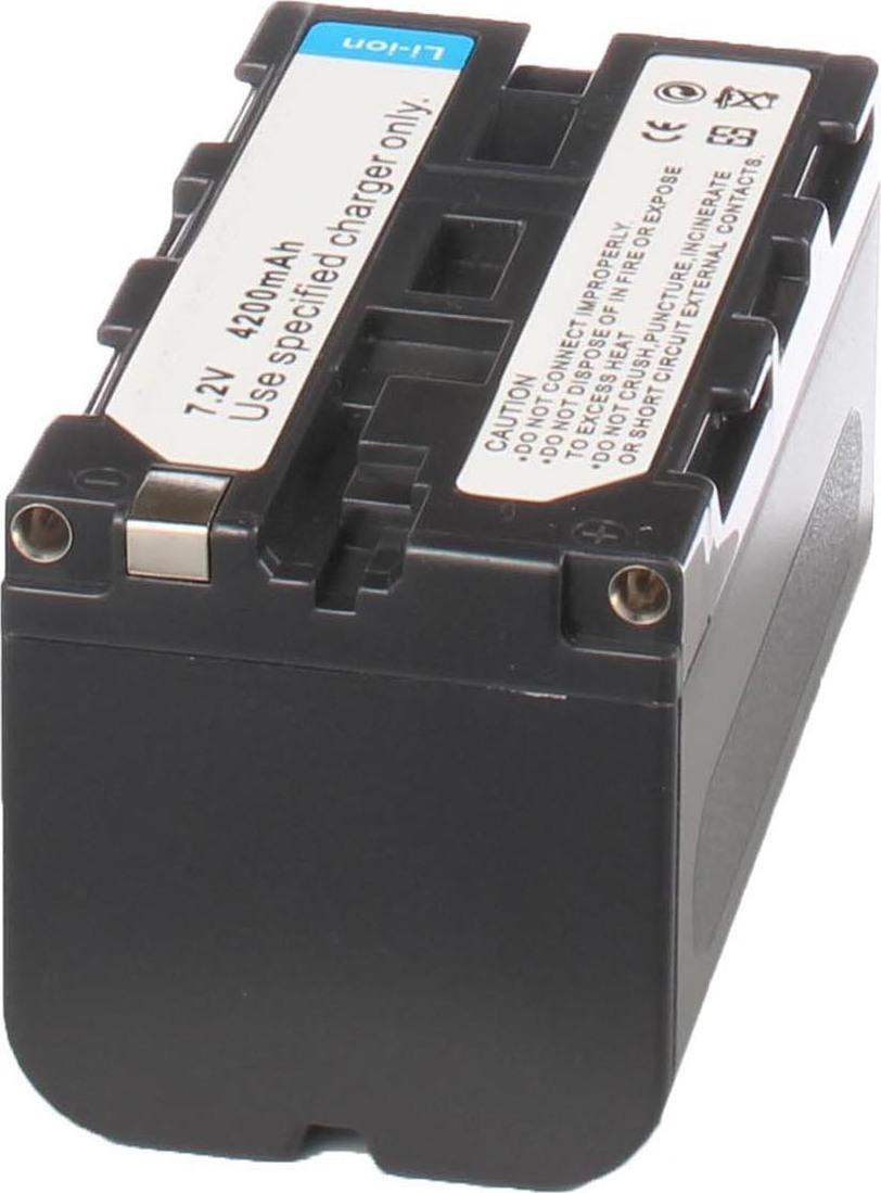 Аккумуляторная батарея iBatt iB-T5-F279 4400mAh для камер Sony DSR-V10, Mavica MVC-FD90, CCD-RV100, CCD-TR1, CCD-TR515E, CCD-TR640E, CCD-TRV940, DCR-TR8000E, DCR-TRV130E, DCR-TRV310, GV-D200, HVR-HD1000U, HVR-V1U, Mavica MVC-CD1000, Mavica MVC-FD200