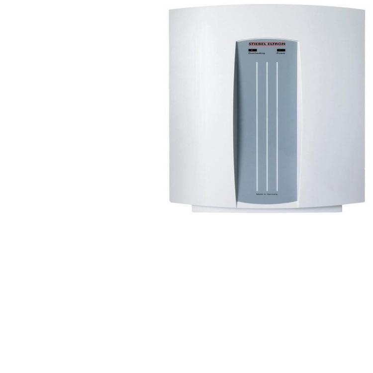 Качественный водонагреватель Stiebel Eltron DHC 8