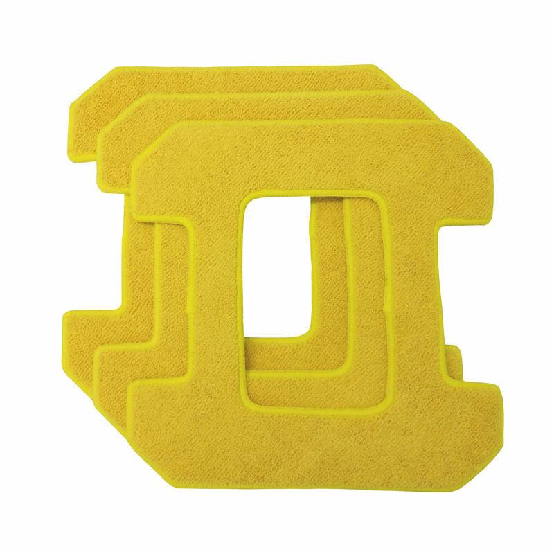 Чистящие салфетки Hobot-268 / Hobot-288 (желтые) (комплект из 3 шт.) Комплект запасных салфеток из...