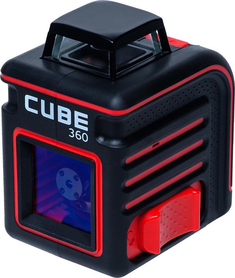 Уровень лазерный автоматический ADA Cube 360 Basic Edition