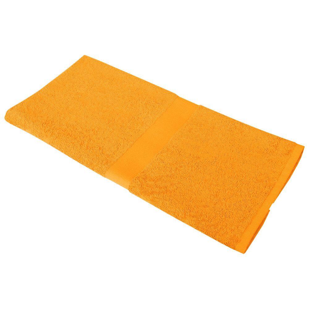 Полотенце Soft Me Medium, оранжевое