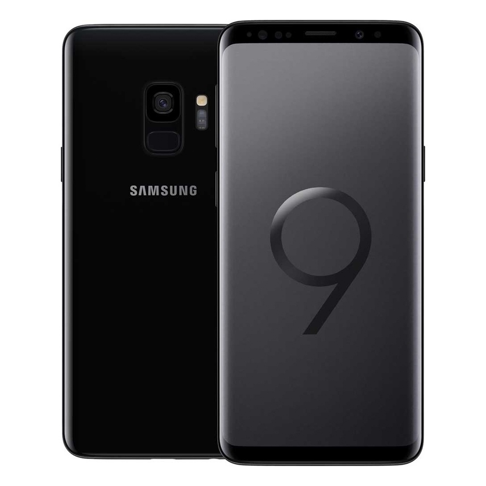 Смартфон Samsung Galaxy S9 64GB G960F/DS 8/64GB, черный