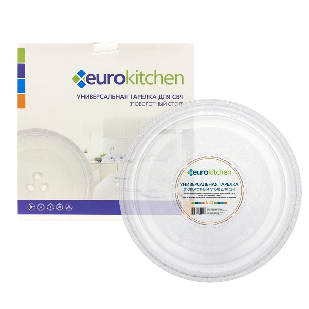Стеклянная тарелка-поддон для микроволновой печи GORENJE MO-17DE