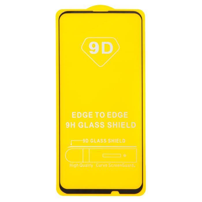 3D полноэкранное ультратонкое износоустойчивое сколостойкое олеофобное защитное стекло для Huawei P Smart Z/Huawei Honor 9X Черный