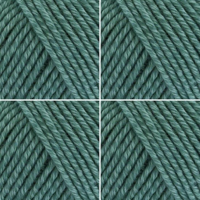 Пряжа ONION Organic Cotton+Merino Wool (Органический Хлопок+Меринос) 2 шт.