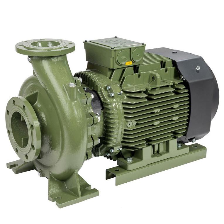 Насос консольно-моноблочный фланцевый SAER IR 65-125C, кВт 4