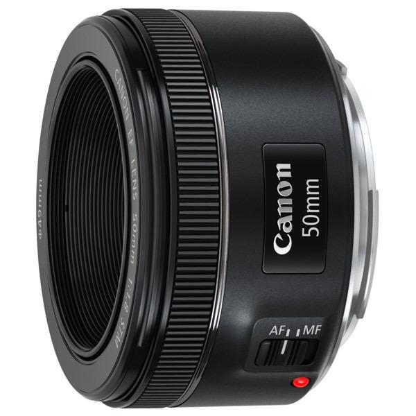 Canon Объектив EF 50mm f/1.8 STM