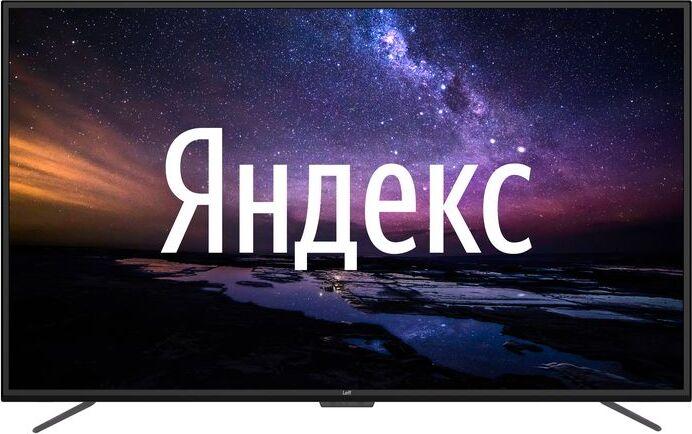 """4k uhd телевизор leff 65u520s 65"""""""