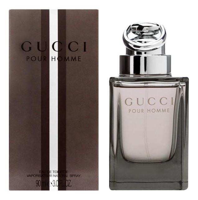 Gucci Parfume Pour Homme Туалетная вода 90 мл