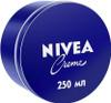 Nivea Creme Увлажняющий универсальный крем, для лица, рук и тела с пантенолом, 250 мл - изображение