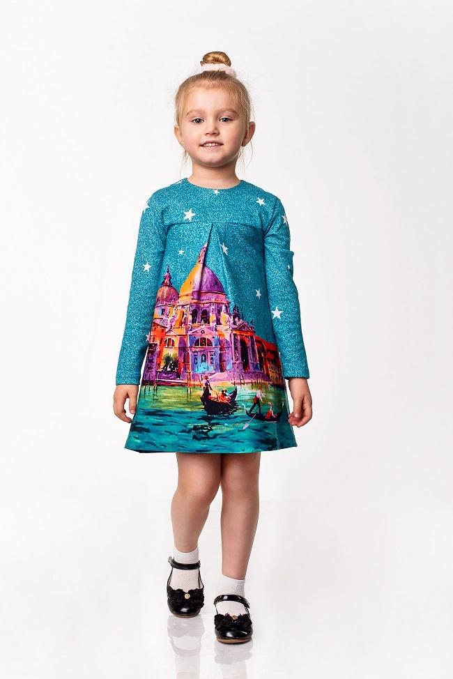 Платье 5+ #1