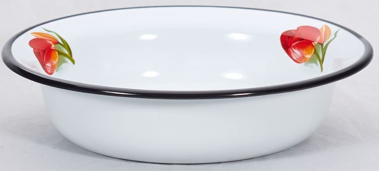 Салатник Лысьвенские эмали, 1000 мл #1