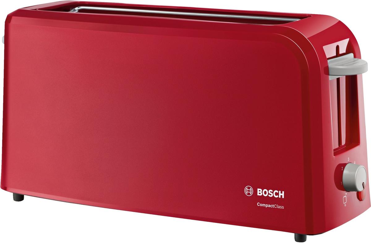 Тостер Bosch TAT3A004, красный #1